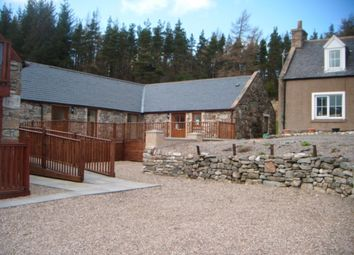 Thumbnail 2 bed cottage to rent in Locherbain Farm By Carron, Aberlour