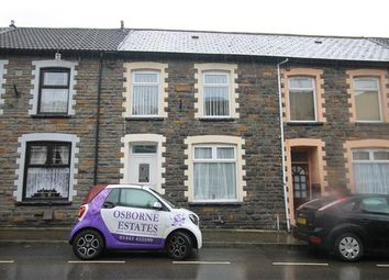Thumbnail 3 bed terraced house for sale in Llewellyn Street, Pontygwaith, Ferndale
