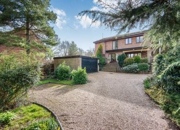 Thumbnail 5 bed detached house for sale in Costessey, Norwich, Norfolk