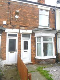 Thumbnail 2 bedroom terraced house to rent in Ashburn Grove, Spring Bank West, Hull