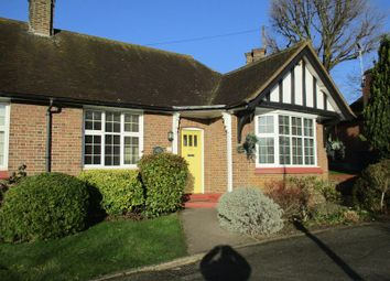 Thumbnail 2 bed semi-detached bungalow for sale in Chalet Estate, Hammers Lane, Mill Hill, London