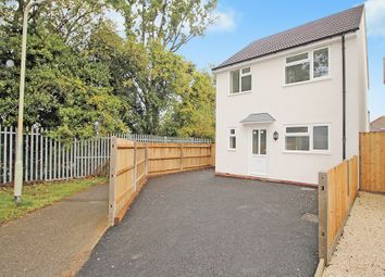 Thumbnail 3 bed detached house for sale in Clynton Way, Ashford