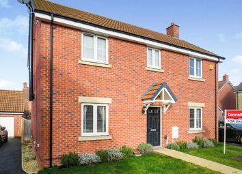 4 bed detached house for sale in Kilby Crescent, Swindon SN25