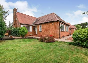 Thumbnail 3 bed bungalow for sale in North Road, Ponteland, Northumberland, Tyne And Wear