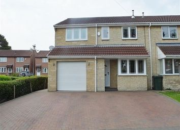 Thumbnail 3 bed semi-detached house for sale in Norfolk Drive, North Anston, Sheffield