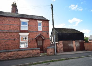 Thumbnail 3 bed end terrace house for sale in Egerton Road, Whitchurch
