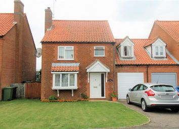 Thumbnail 4 bed link-detached house for sale in Windmill Hill, Great Bircham, King's Lynn