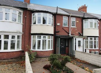 Thumbnail 3 bed terraced house for sale in Boothferry Road, Hull, North Humberside