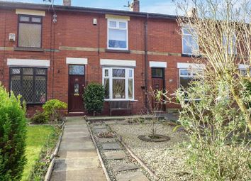 Thumbnail 2 bed terraced house for sale in Ringley Road, Stoneclough, Radcliffe, Manchester