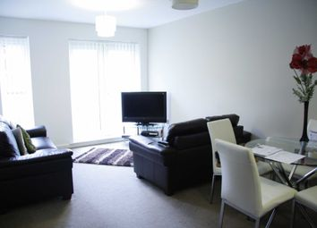 Thumbnail 3 bed flat to rent in Delaney Building, Lowry Wharf, Derwent Street, Salford