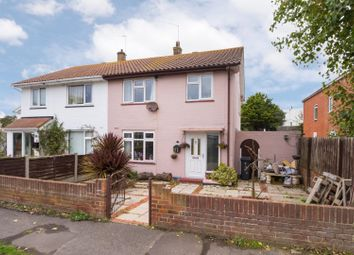 Thumbnail 3 bed semi-detached house for sale in Canute Road, Deal