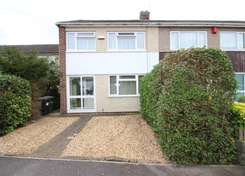 Thumbnail 3 bed end terrace house for sale in Nailsworth Avenue, Yate, Bristol