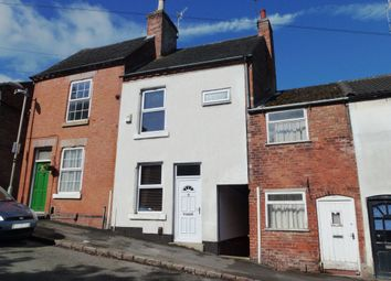 Thumbnail 2 bed terraced house to rent in Hillside, Castle Donington, Derby