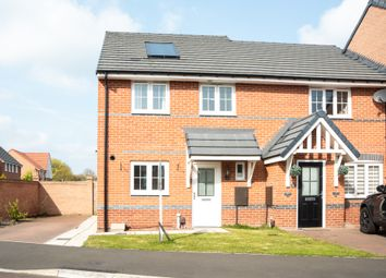 3 bed semi-detached house for sale in Old School Drive, Lemington Road Ends NE15