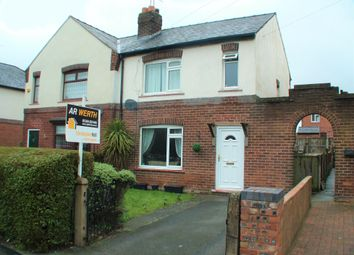 Thumbnail 3 bedroom semi-detached house for sale in The Highway, Hawarden, Deeside
