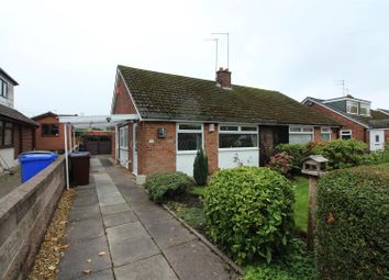 Thumbnail 2 bed semi-detached bungalow for sale in Chell Heath Road, Burslem, Stoke-On-Trent