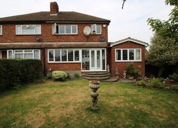 Thumbnail 4 bed semi-detached house for sale in Foxbury Drive, Orpington