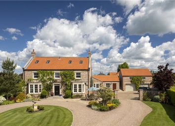 Thumbnail 5 bed detached house for sale in Prospect House, Lower Dunsforth, York, North Yorkshire