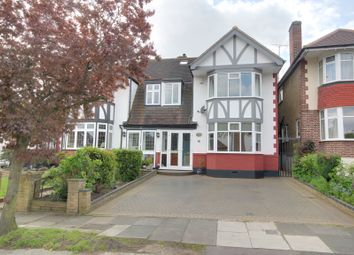 Thumbnail 4 bedroom semi-detached house for sale in The Birches, Winchmore Hill
