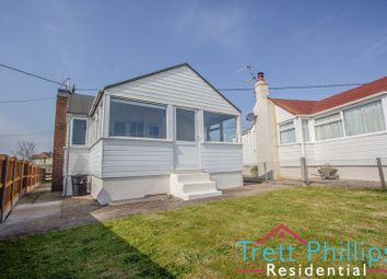Thumbnail 2 bedroom bungalow for sale in Sea View Estate, Bacton, Norwich