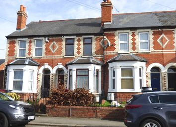 Thumbnail 3 bed terraced house to rent in Elgar Road South, Reading