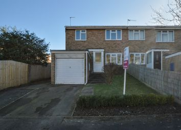 Thumbnail 2 bed end terrace house for sale in Tern Close, Calne