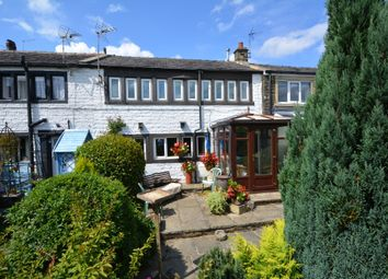 Thumbnail 2 bed cottage for sale in Upper Rotcher, Slaithwaite, Huddersfield