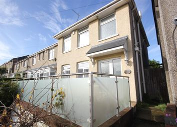 Thumbnail 3 bed detached house to rent in Sheringham Road, Poole
