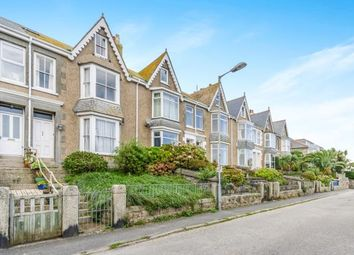 Thumbnail 4 bed terraced house for sale in St.Ives, Cornwall