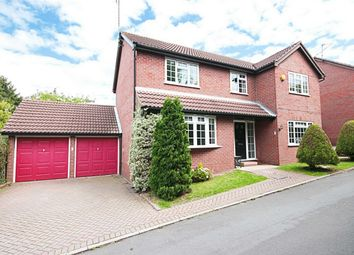 Thumbnail 4 bed detached house for sale in Ashby Rise, Bishop's Stortford, Hertfordshire