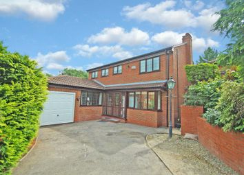 Thumbnail 4 bed detached house for sale in Nine Days Lane, Redditch