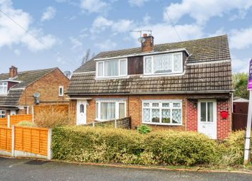Thumbnail 3 bed semi-detached house for sale in Hollyhurst Road, Telford
