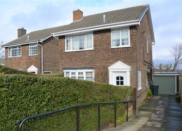 Thumbnail 3 bed detached house for sale in Border Close, Oakes, Huddersfield
