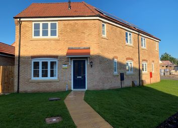 Thumbnail 3 bed semi-detached house for sale in Plot 41 The Newton, Pinchbeck Fields, Spalding