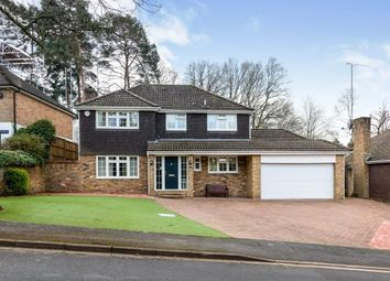 Thumbnail 4 bed detached house for sale in Camberley, Surrey, United Kingdom