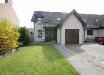 Thumbnail 4 bed semi-detached house for sale in Logie Court, Forres