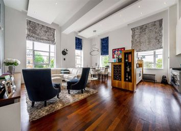 Thumbnail 2 bed flat for sale in Hall Road, St Johns Wood, London