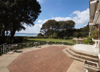 Thumbnail 3 bedroom flat for sale in Flaghead, 22 Cliff Drive, Canford Cliffs, Poole
