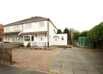 Thumbnail 3 bed semi-detached house for sale in Jacques Street, Ibstock