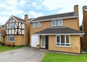 Thumbnail 4 bed detached house for sale in St. Andrews, Grantham