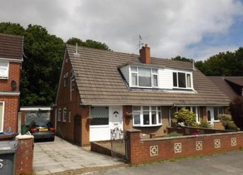 Thumbnail 3 bed bungalow for sale in Ravenswood Avenue, Wigan, Greater Manchester