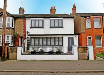Thumbnail 4 bedroom end terrace house for sale in South Street, Leighton Buzzard