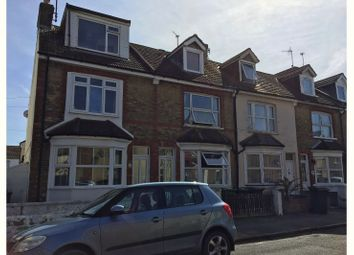 Thumbnail 4 bed end terrace house for sale in Bexhill Road, Eastbourne