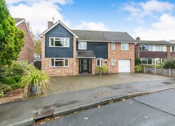 Thumbnail 6 bed detached house for sale in Meadway, Gosfield, Halstead