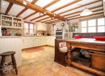 Thumbnail 3 bed cottage for sale in Mellis Road, Wortham, Diss