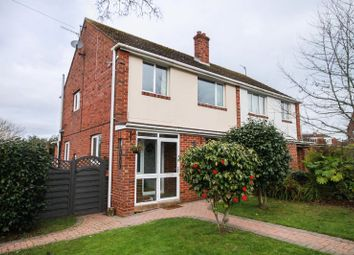Thumbnail 3 bedroom semi-detached house to rent in Newton St. Cyres, Exeter
