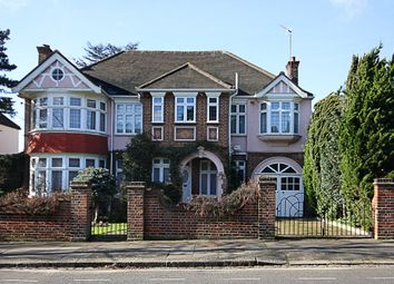 Thumbnail 6 bed detached house for sale in Park View Road, London