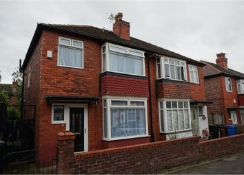 Thumbnail 3 bedroom semi-detached house for sale in Courthill Street, Offerton