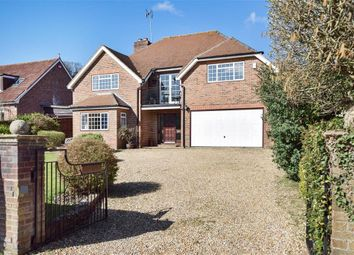 Thumbnail 4 bed detached house for sale in Finchdean Road, Rowlands Castle, Hampshire