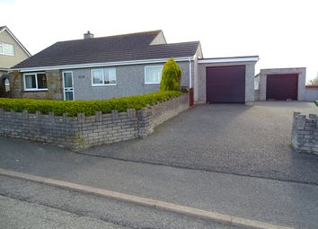 Thumbnail 3 bed detached bungalow for sale in Rhosybol, Ynys Mon
